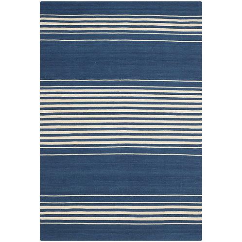 Ralph Lauren Bluff Point Stripe Pacific 8 x 10