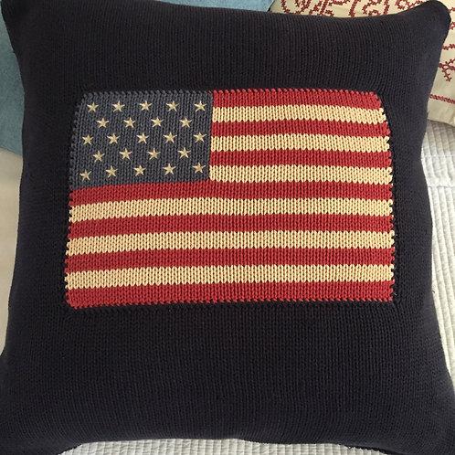 Ralph Lauren Vintage Flag Pillow