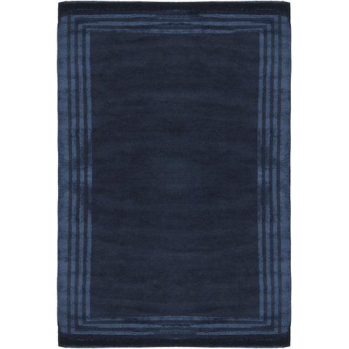 Ralph Lauren Ellington Border Sapphire 9 x 12