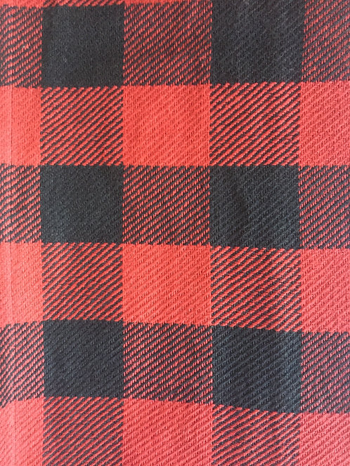 NEW Buffalo Plaid Cotton Queen Blanket