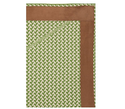Cashmere Jacquard Knit Throw Cactus