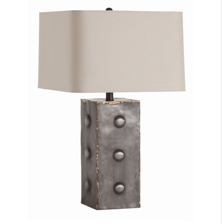 Bancroft Rivet Table Lamp