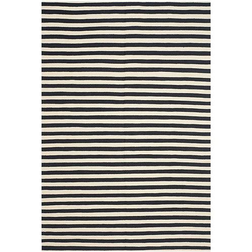 Ralph Lauren Canyon Stripe Cinder 9 x 12