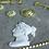 Thumbnail: PARIS XIX Console Table in Gris