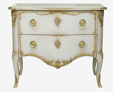 PARIS Commode Transition in Blanc