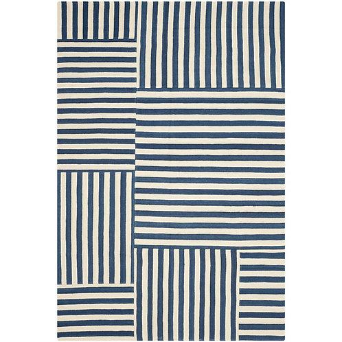 Ralph Lauren Canyon Stripe Patch Pacific 9 x 12