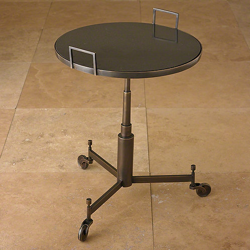 Bronze Trolley Table