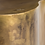 Thumbnail: Antique Brass Side Table