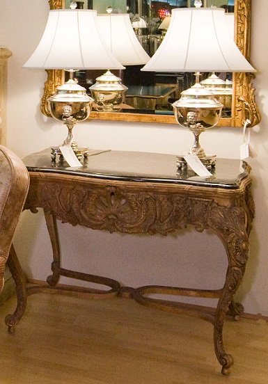 Rosecliff Center Table