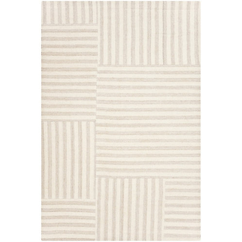 Ralph Lauren Canyon Stripe Patch Dune 9 x 12