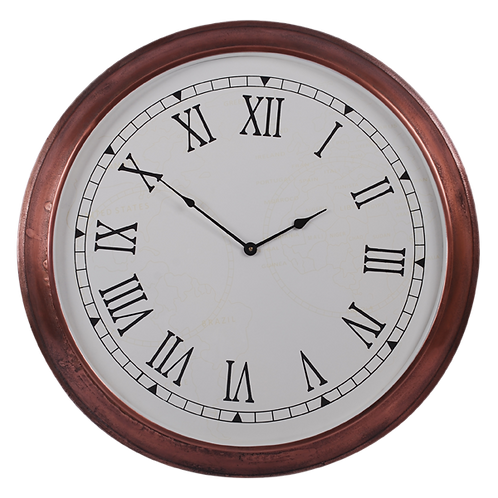 Large Roman Numeral Wall Clock