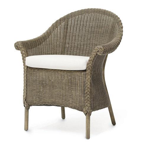 Pair /Doran Beach Wicker Chair