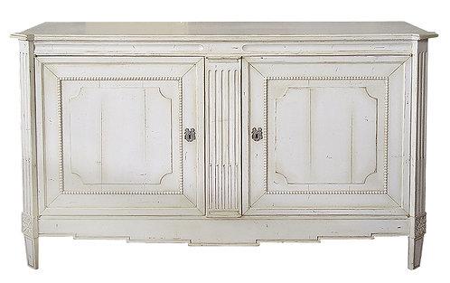 PARIS Buffet Louis XVI in Blanc