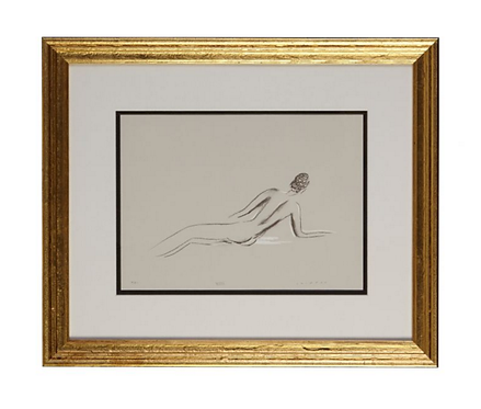 Black and White Nude VIII