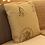 Thumbnail: Ralph Lauren Crest Decorative Pillow in Olive Green Velvet