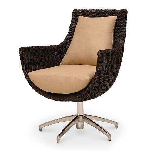 Swivel Highback Lounge Chair
