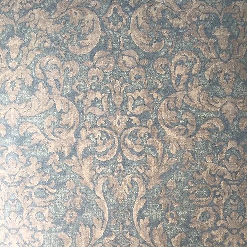 Ralph Lauren Evanston Damask Moss Pillow