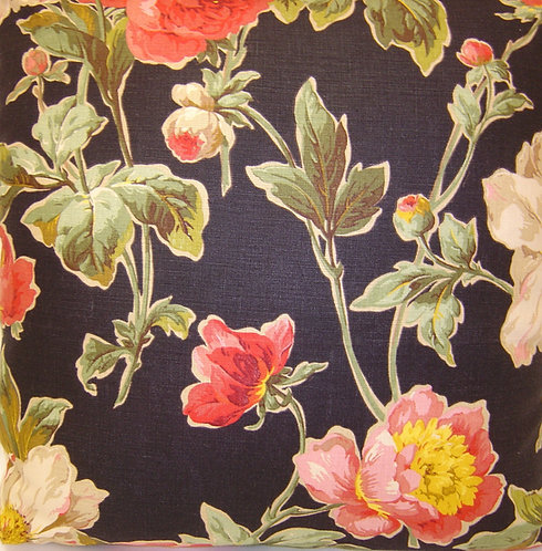Ralph Lauren Abbey House Floral Pillow