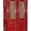 Thumbnail: PARIS Greek Bookcase / Armoire in Rouge