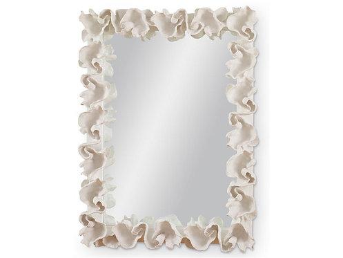 Coral Leaf Mirror