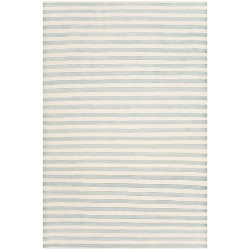 Ralph Lauren Canyon Stripe Sky 8 x 10