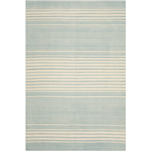 Ralph Lauren Bluff Point Stripe Sky 9 x 12