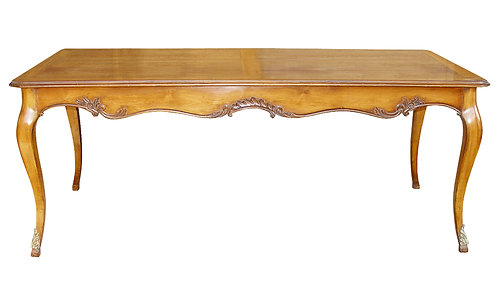 PARIS Table Regence in Waxed Cherry