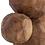 Thumbnail: Wood Orb Table Lamp