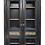 Thumbnail: PARIS Greek Bookcase / Armoire in Noir