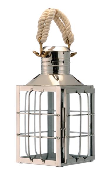 Nickel Coastal Lantern