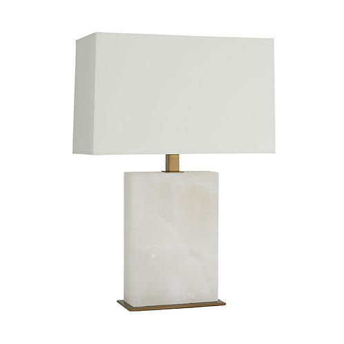 Snow Marble Table Lamp