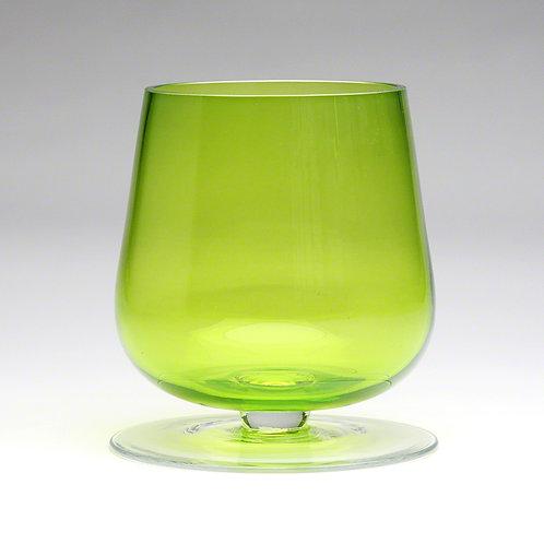 Green Envy Vase