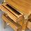 Thumbnail: PARIS Petit Living Room Writing Desk in Waxed Cherry