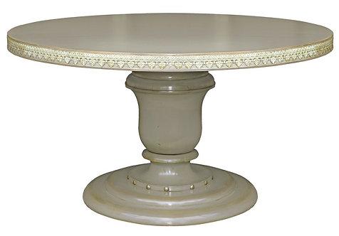 PARIS XIXth Century Round Table inTaupe