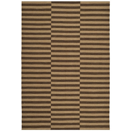Ralph Lauren River Reed Stripe Timber 9 x 12