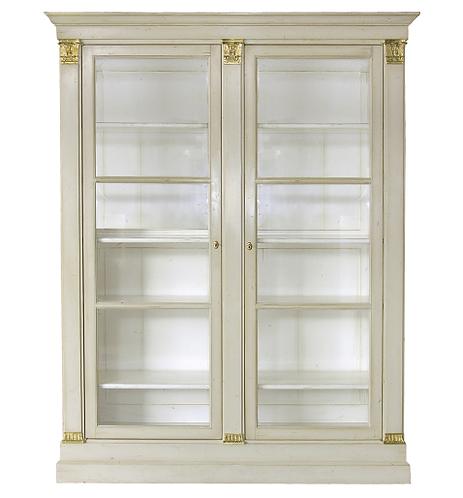 PARIS Bibliotheque Louis XVI in Blanc