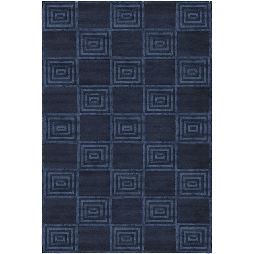 Ralph Lauren Alistair Tiles Sapphire 9 x 12