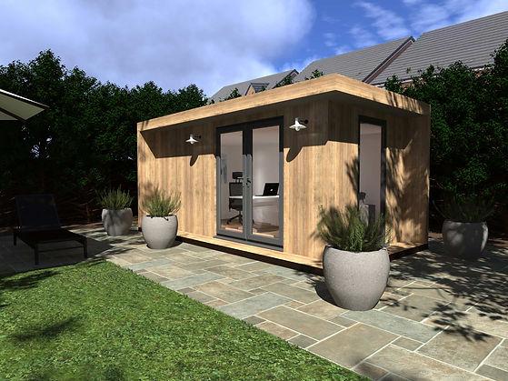 Knightsbridge Garden Room Design