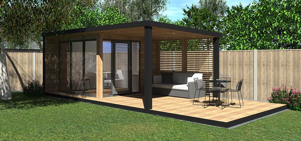 Original Freestyle Bespoke Garden Room Design
