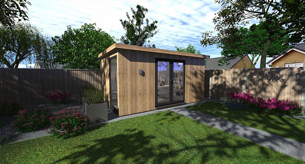 Classic Garden Room Design