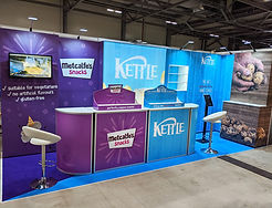 Vibrant Graphic Design for Kettle Foods by Image Display & Graphics