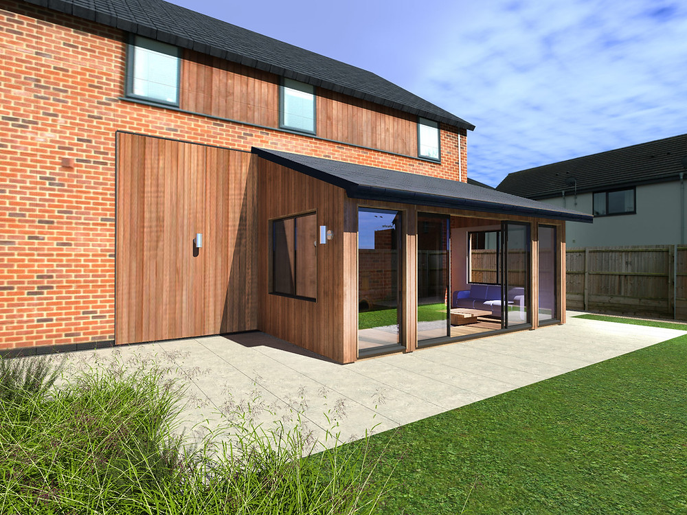 A Garden Room Home Extension could be an incredible way to add functional stylish space to your home