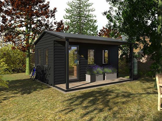 Norfolk Garden Room Cabin Design