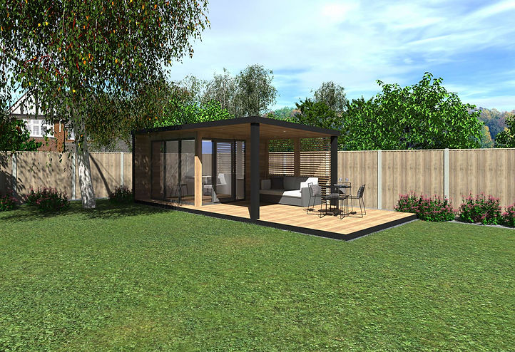 Garden Room Design and Build Services from Image Garden Rooms