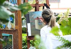 Garden Studio for hobbies, design, art and painting