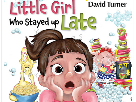 The Little Girl Who Stayed up Late