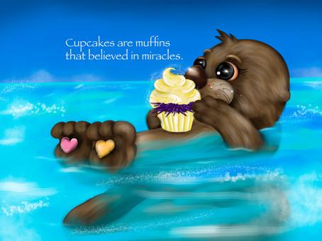 Otter Animal Friends