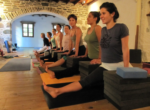Yoga in Bodrum