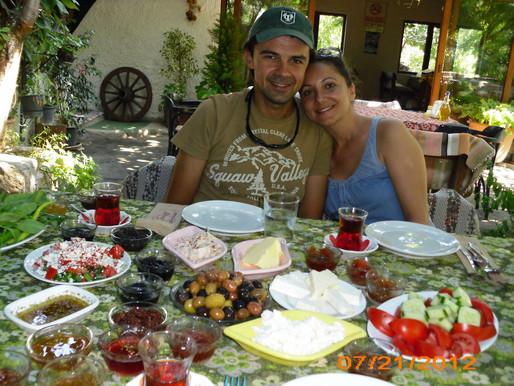 Bodrum Village Breakfast