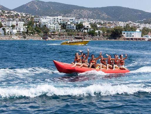 Water Sports in Bodrum